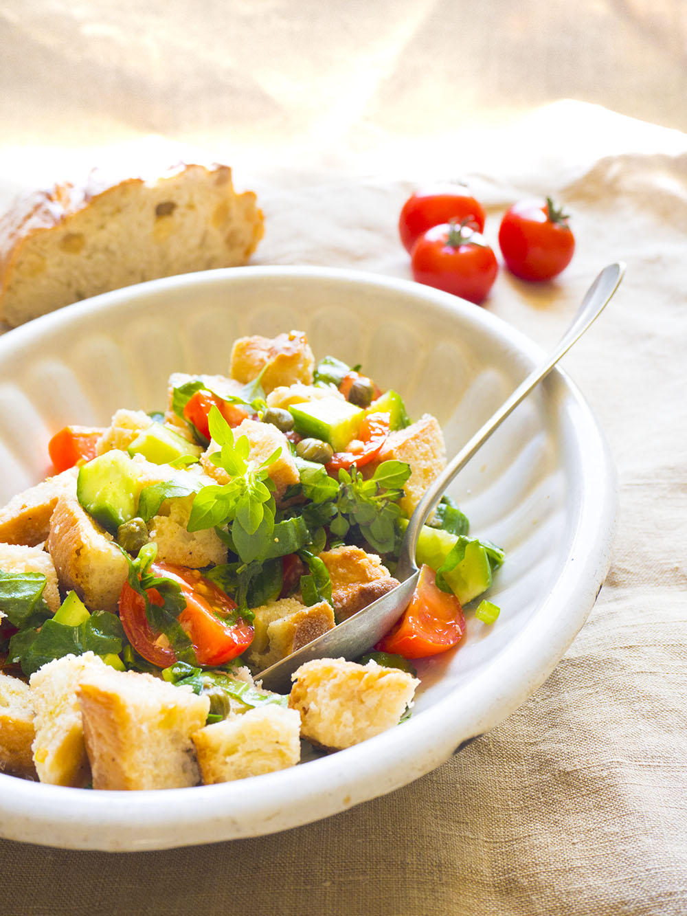Empty the Fridge - Panzanella