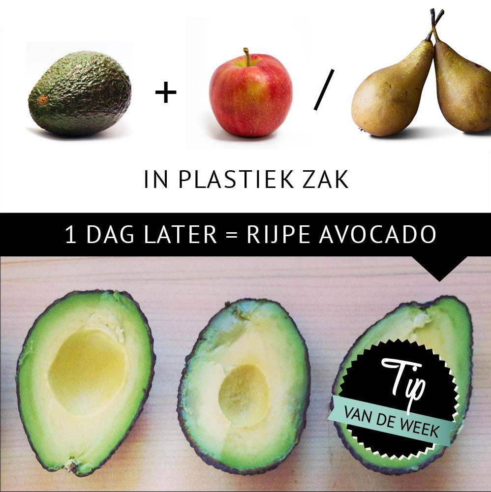 Empty the Fridge - Avocado sneller rijpen