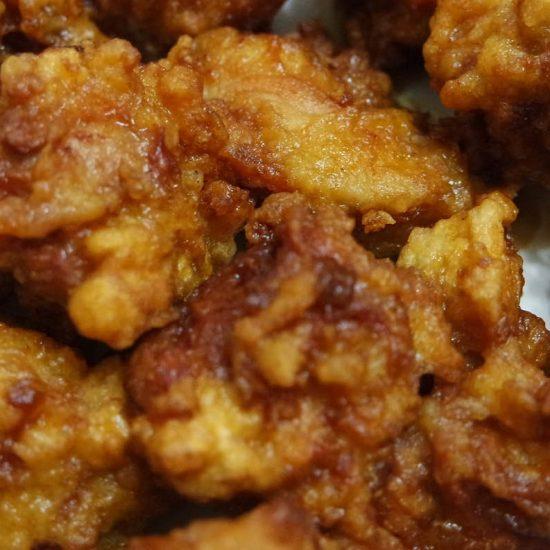 Empty the Fridge - Kip gepaneerd met cornflakes