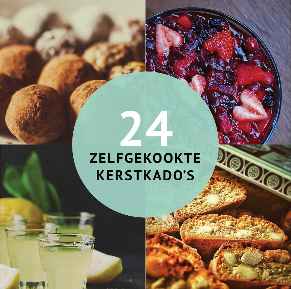 24 Empty the Fridge/Pantry kerstgeschenken