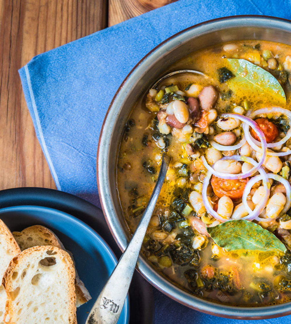 Empty the Fridge - Ribollita