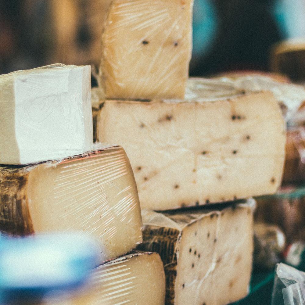 Empty the Fridge - 6 voedingswaren die je best niet invriest - kaas