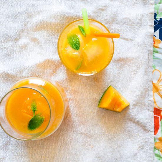 Empty the Fridge - Meloen spritzer