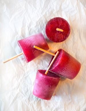Empty the Fridge - Zelf ijsjes maken met een restje fruitsap