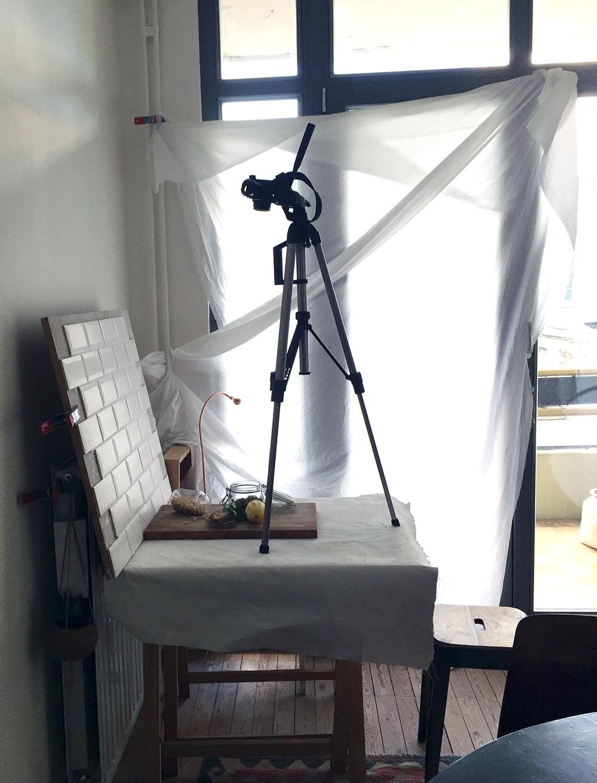 Empty the Fridge foodfotografie - licht