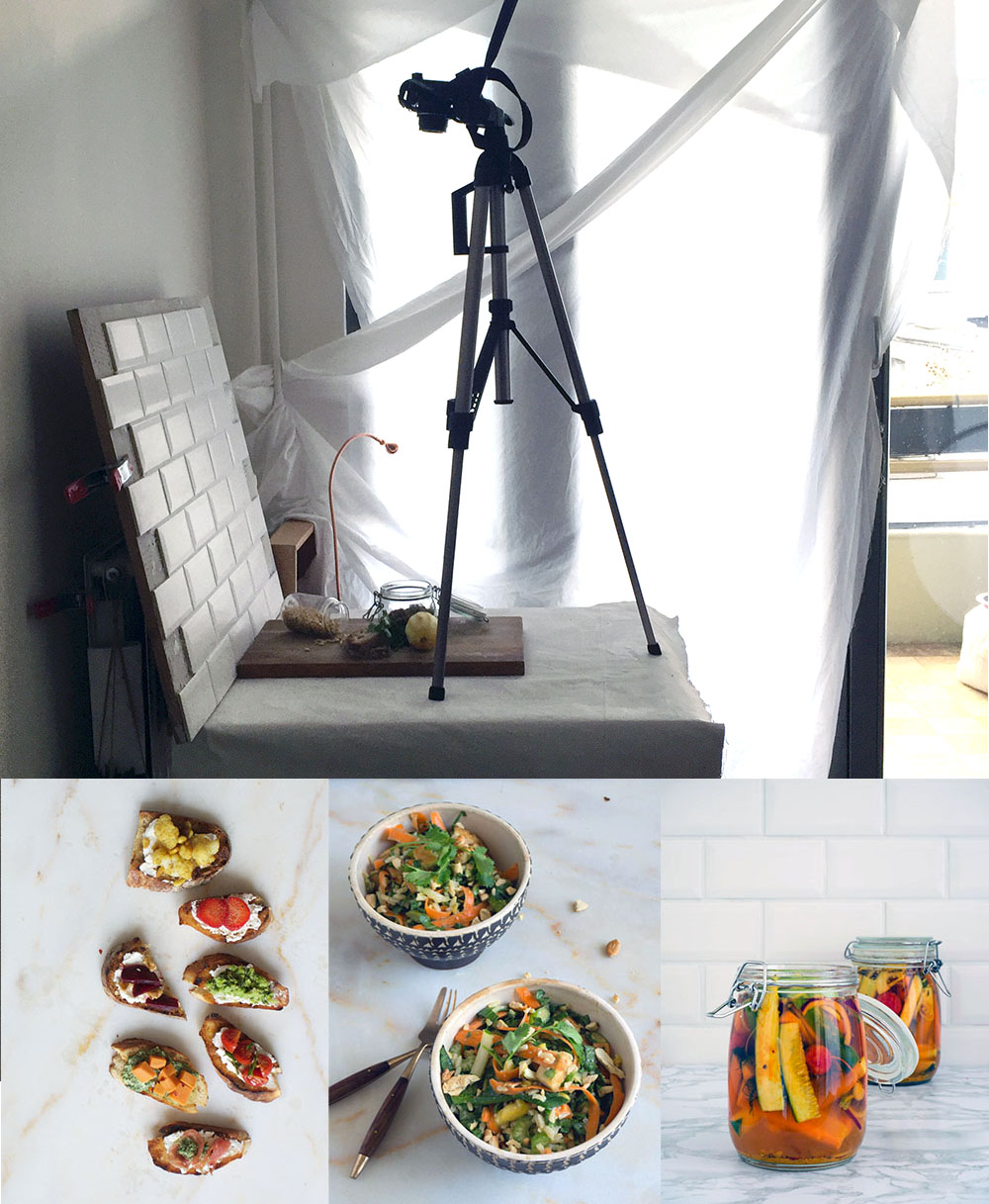 Empty the Fridge foodfotografie