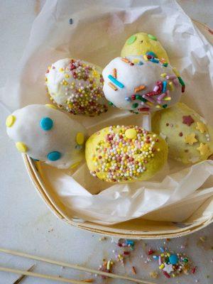 Empty the Fridge - Paasei cakepops