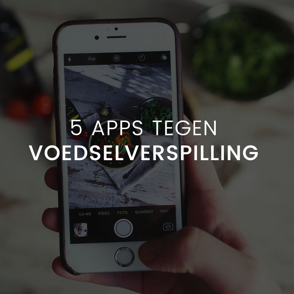Empty the Fridge - 5 apps tegen voedselverspilling