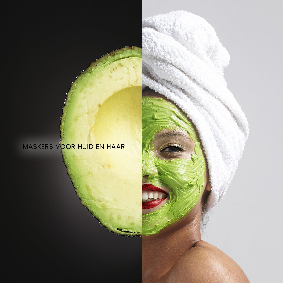 Empty the Fridge - Avocado maskers voor huid en haar