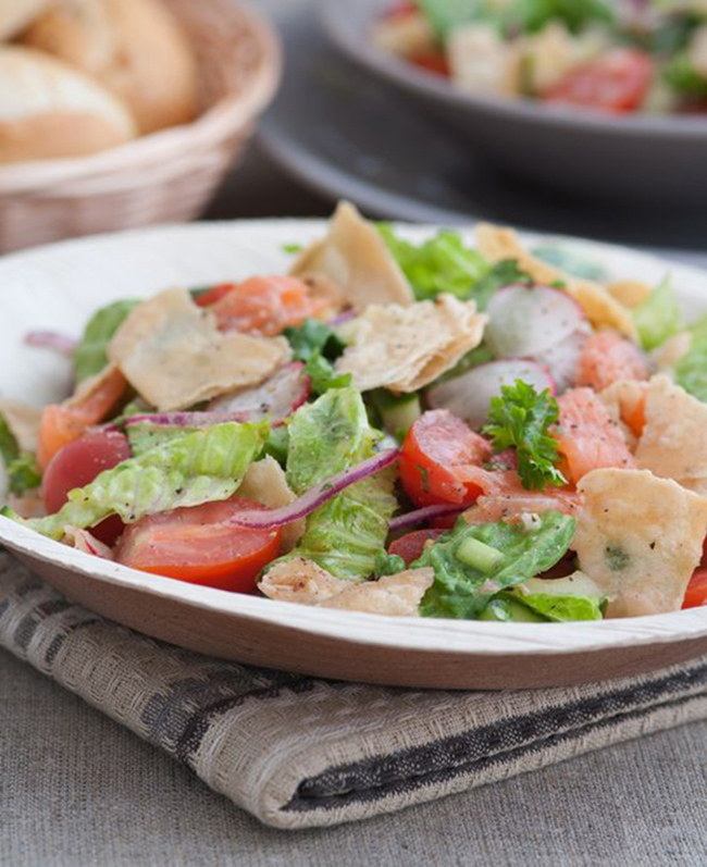 Empty the Fridge - Fattoush
