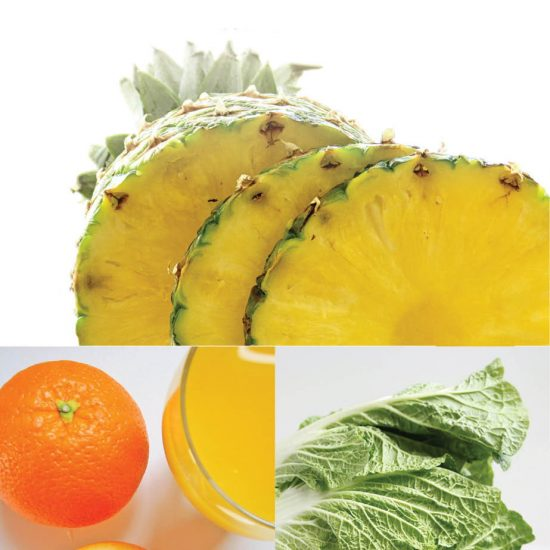 Empty-the-Fridge-Smoothie-met-ananas-en-Chinese-kool-2