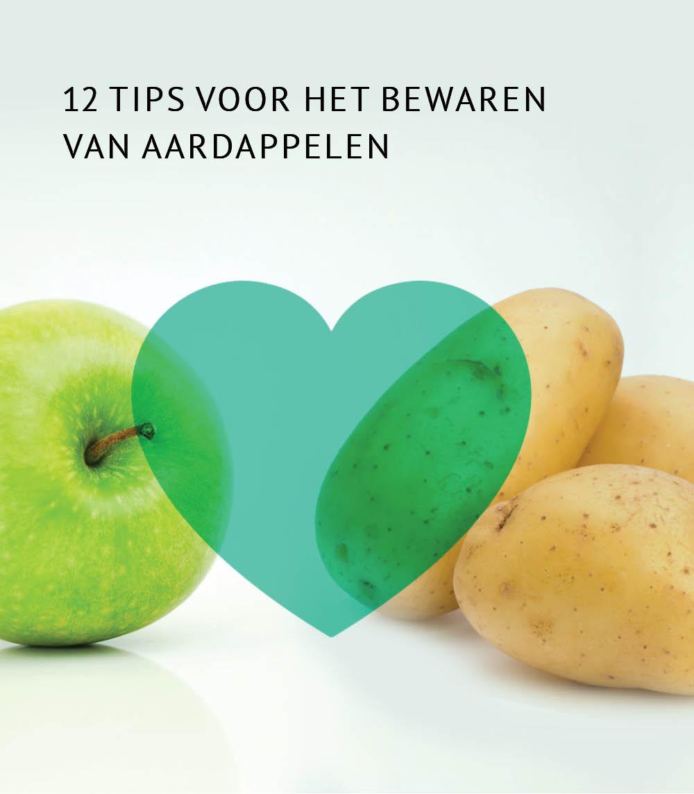 Empty the Fridge - 12 tips voor het bewaren van aardappelen