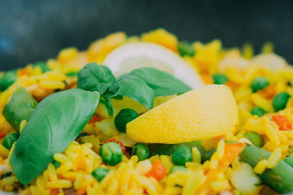 Empty the Fridge - Arancini van een restje paella 2
