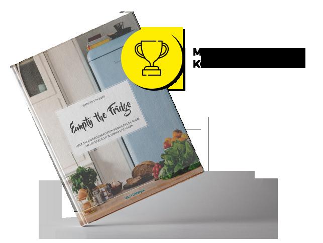 Empty the Fridge - Meest duurzame kookboek van 2017