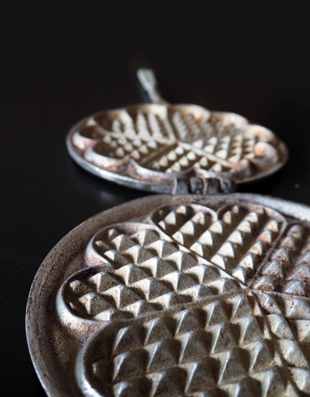 Empty the Fridge - 9 recepten voor wafels gemaakt van restjes