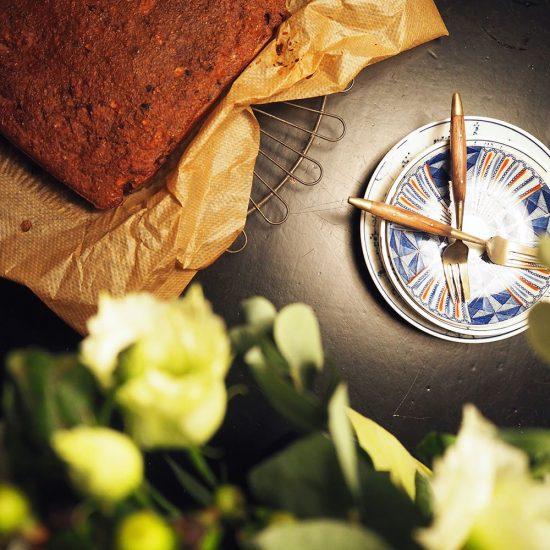 Empty the Fridge - Broodpudding met peperkoek