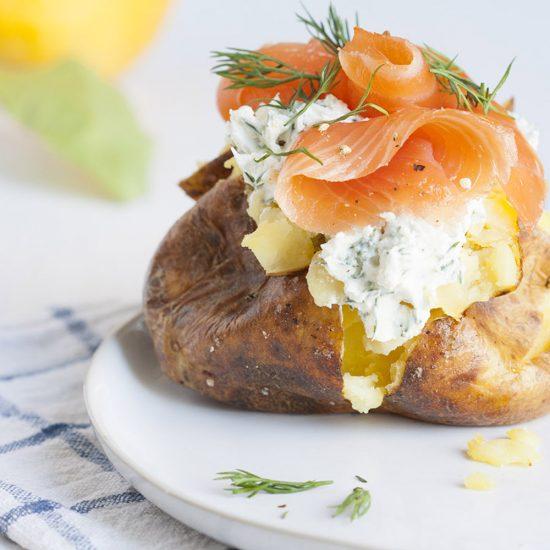 Empy the Fridge - Jacket potatoes