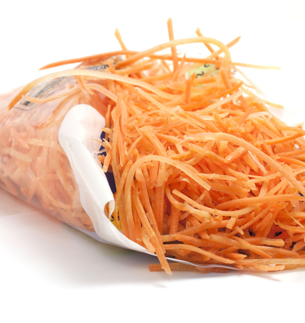 Empty the Fridge - Kan je voorverpakte groenten waarvan de verpakking bol staat nog opeten
