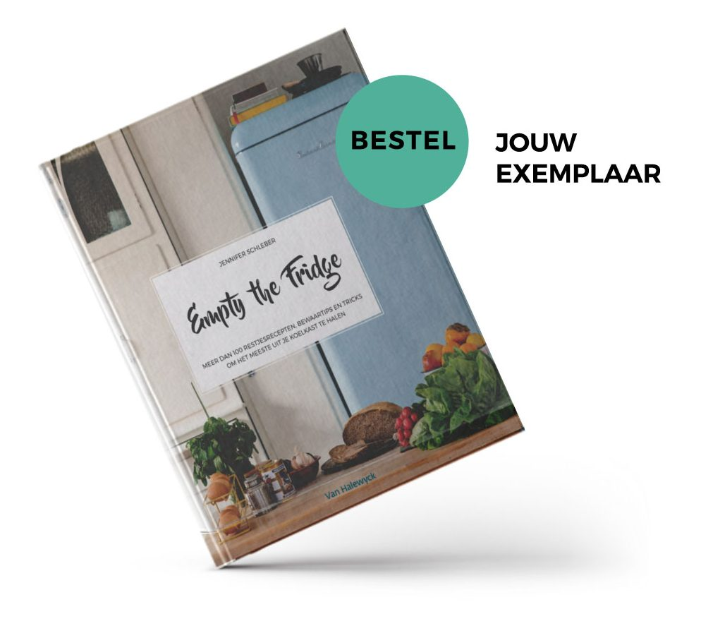 Empty the Fridge - kookboek
