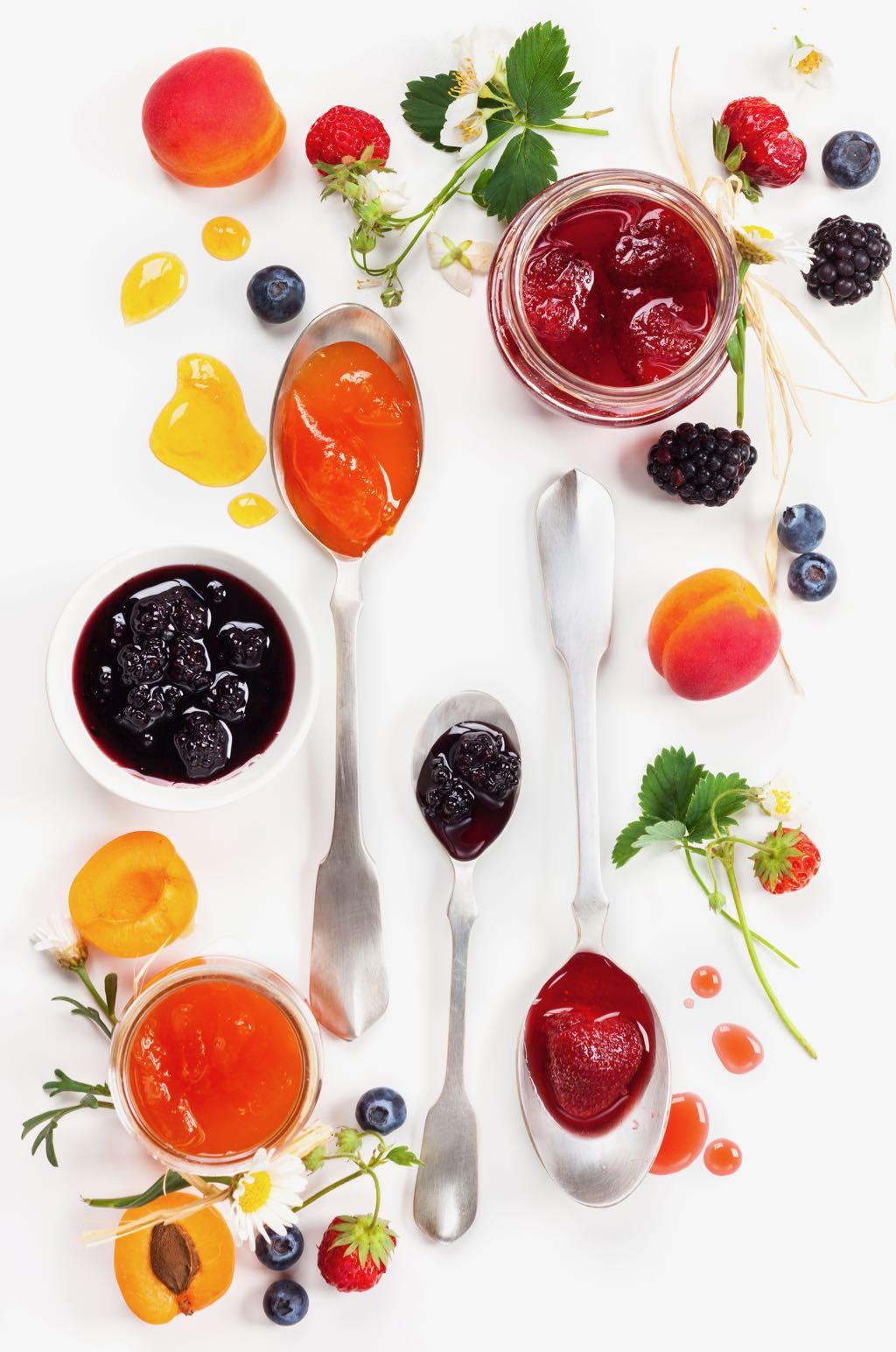 Empty the Fridge - 8 kruidige confituurrecepten met zomerfruit