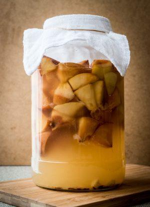 Empty the Fridge - Zelf appelazijn maken
