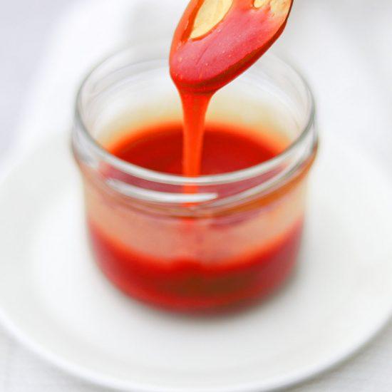 Empty the Fridge - Sriracha